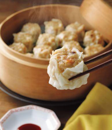 「えび海老焼売」・「2種の焼売を味わう!中華彩り膳」3月10 日(火)より発売開始