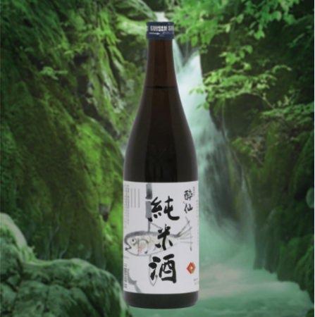 気仙地方の8蔵があつまった『酔仙酒造』全国の「ミライザカ」「和民」「坐和民」にて「酔仙 純米酒」を提供開始