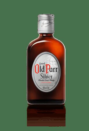 気軽に本格派スコッチウイスキーが楽しめる「オールドパー シルバー」 200ml フラスクサイズ新登場全国ファミリーマートにて3月17日(火)から先行発売中!