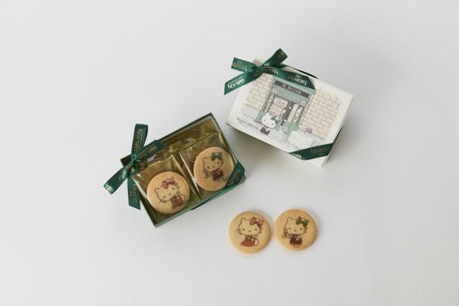 【ハローキティとの初コラボ】イタリア伝説の老舗カフェ「Bicerin」 ×「Hello Kitty」オリジナルパッケージのコラボクッキーを公式オンラインで販売開始!