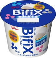 BifiXヨーグルト (ほんのり甘い加糖)