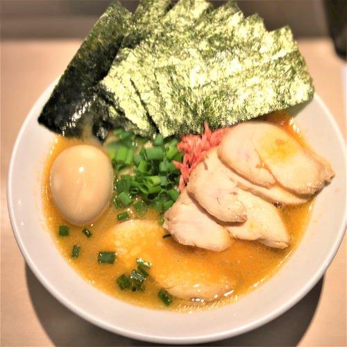 濃厚な海老の風味が漂う「海老らーめん幻海」が錦糸町にオープン!