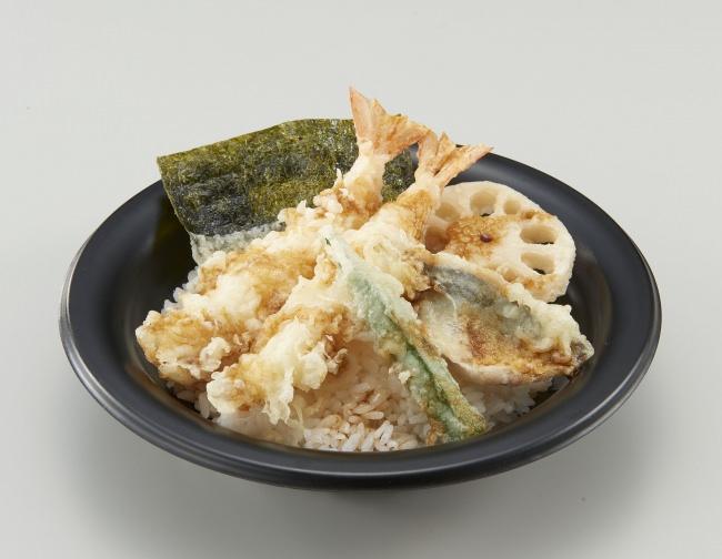 ■天丼 598円(+税) →399円(+税)
