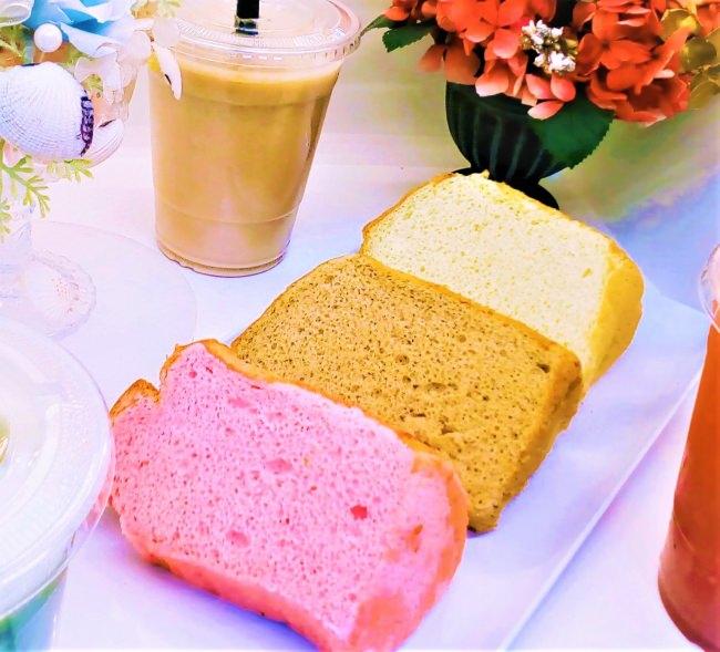 【夏の新商品】シフォンケーキ専門店『りんごの木』がドリンクの販売を開始!