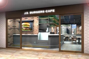 北海道初出店!JOURNAL STANDARDが提案するハンバーガー店「J.S. BURGERS CAFE」6月18日(木) 大同生命札幌ビル miredoにグランドオープン