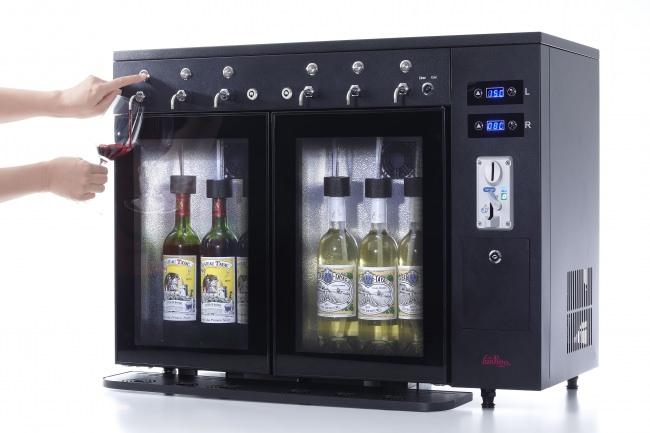 「非対面」でワイン・日本酒サービスができる「ファンヴィーノ コイン式ワイン・Sakeサーバー」に注目高まる。withコロナの飲食店・ホテル・商業施設・酒メーカー等へ向けて