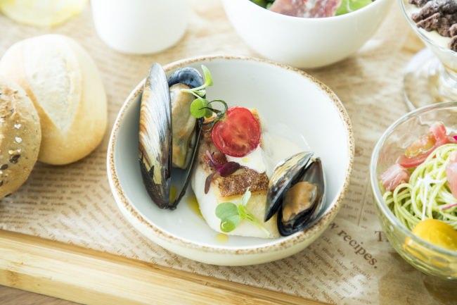 メインディッシュ 本日の魚料理 イメージ