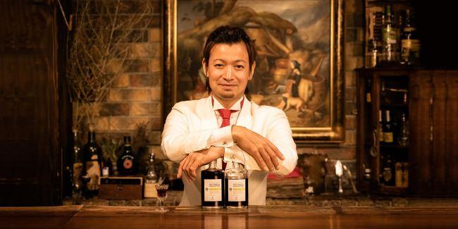 BAR TIMESのプライベートブランド「バータイムズ ボトルカクテル」が登場。第一弾は、薬草酒 LOVERで知られるBar BenFiddich 鹿山博康さんが開発した「BENFIDDICH MANHATTAN」です。