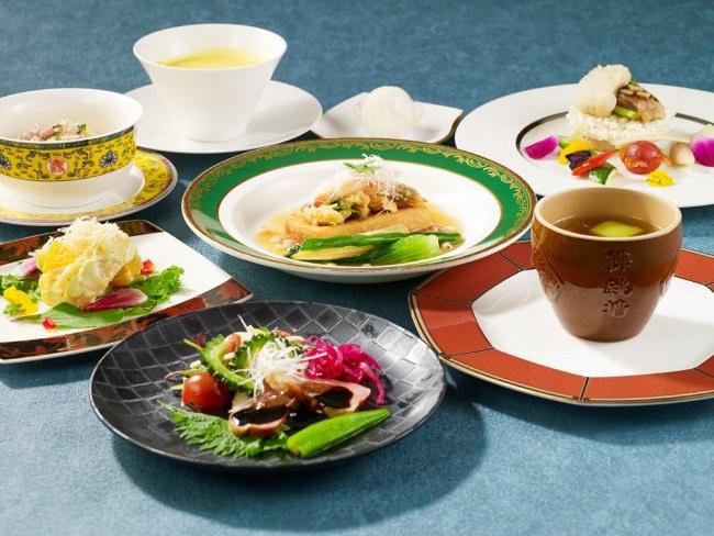 中国料理 陽明殿 薬膳フルコース イメージ