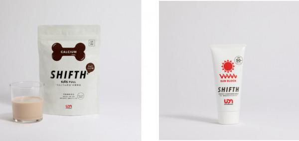 売れる商品開発サービス『BEATMAKER』で商品開発 UDN SPORTSの新ブランド「SHIFTH」より7月16日発売