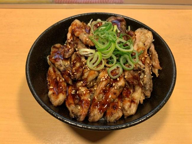 鶏セセリ丼
