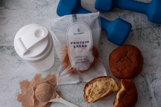 大豆を使ったカラダの「変化」を応援する食品ブランド「SOY MAGIC」発表