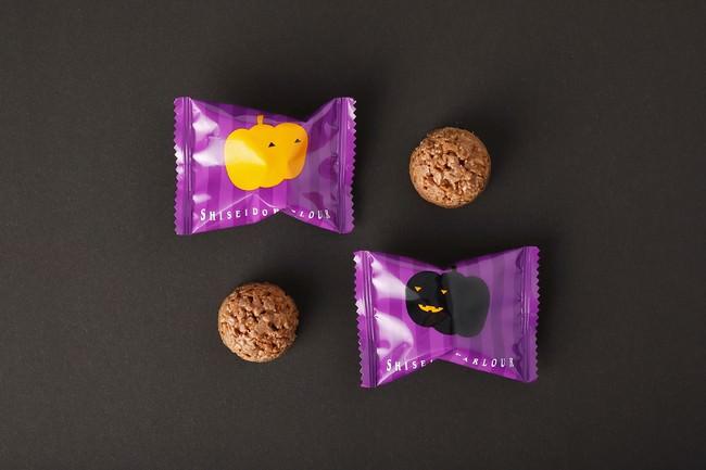 クランチチョコレート「キャラメルアップル」イメージ