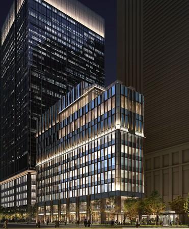 「(仮称)丸の内1-3計画」アネックス棟 建物名称決定 多彩な人々が輝く舞台「丸の内テラス」 11月5日オープン