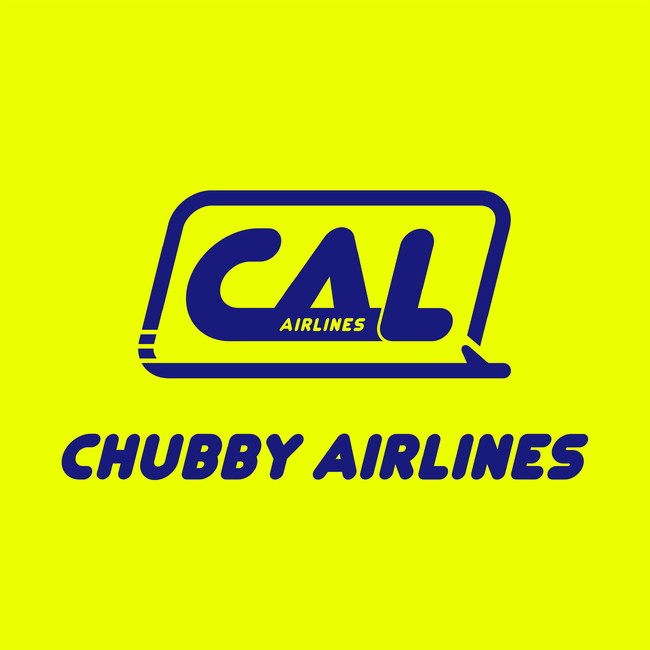 CHUBBYAIRLINES_ロゴ