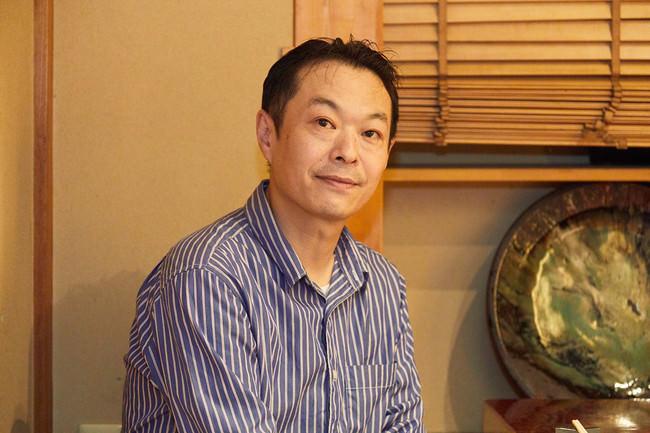 「村上雅宏さん」 厚生労働大臣許可の調理師会幹事長及び銀座の高級和食料理店の総料理長を務める、和食のスペシャリスト。