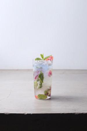 和三盆 花のモヒート