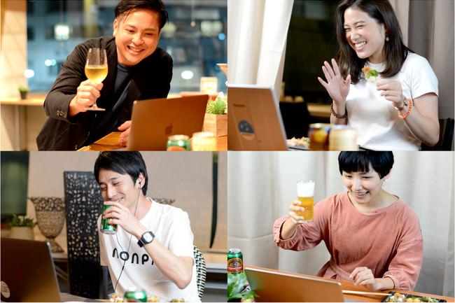 幹事もゲストも嬉しい楽しい。「オン飲みBOX」で乾杯〜!