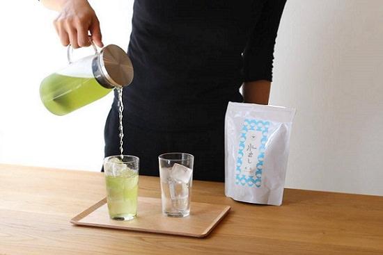 今年も猛暑!本日、8/20(木)より「水出し緑茶無料試飲キャンペーン」をスタート!