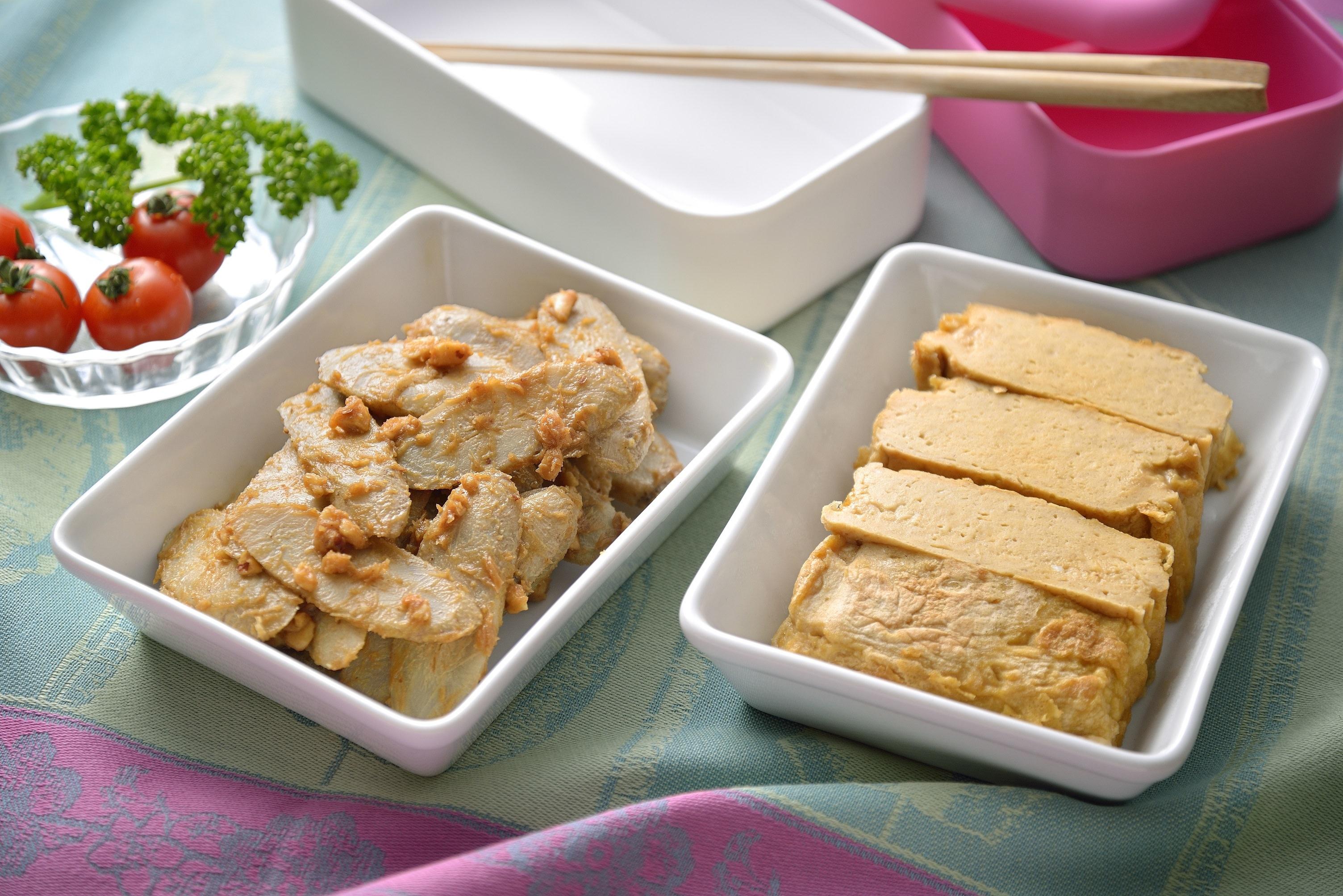 浜内 千波先生監修  ピーナッツバターを使ったコクうま簡単レシピを公開