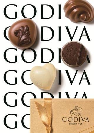 【GODIVA】A Heart of Gold  まごころを込めて。ゴディバ 「ゴールド コレクション」リニューアル!「クッキー&チョコレート アソートメント」も装い新たにリニューアル