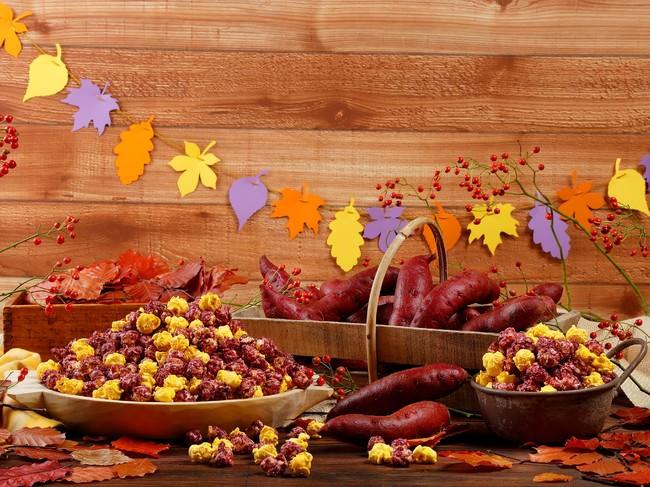 秋の期間限定レシピ第1弾!ほっこり優しい紫イモの甘さが楽しめる秋ならではの味わい『スイートポテト』2020年9月1日(火)より期間・数量限定で発売