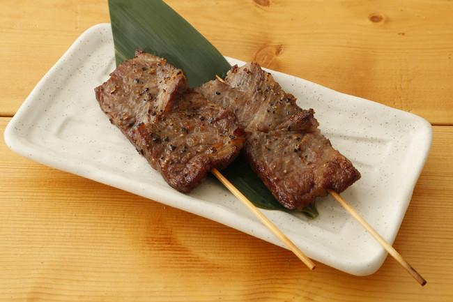 熊本県産和牛の炙り焼き 1本399円