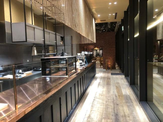 『POINT ET LIGNE 神田スクエア店』9月4日(金)よりオープン 新店舗限定商品とパン屋発のアフタヌーンティーセットを提供