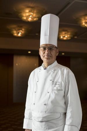 東京ドームホテル 名誉総料理長 鎌田昭男