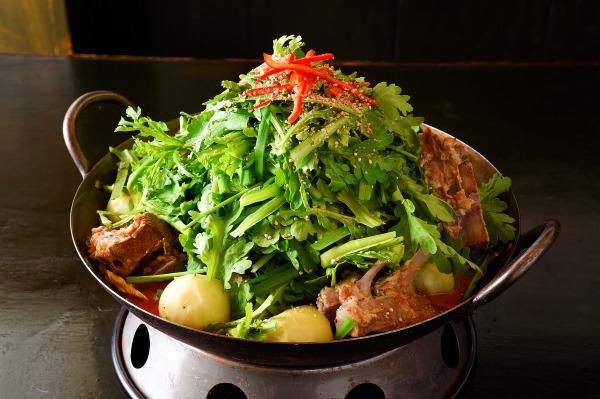 韓国鍋・カムジャタンで人気の「コーラ 浅草店」が11月20日(金)新規オープン