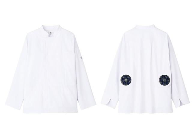 KC-8716(長袖) ホワイト