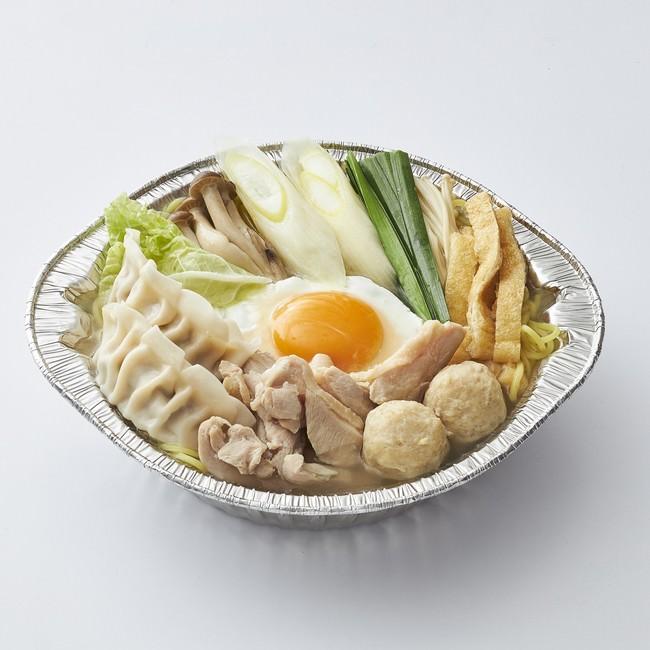 ■鍋焼きちゃんこラーメン 特別価格 798円(+税)