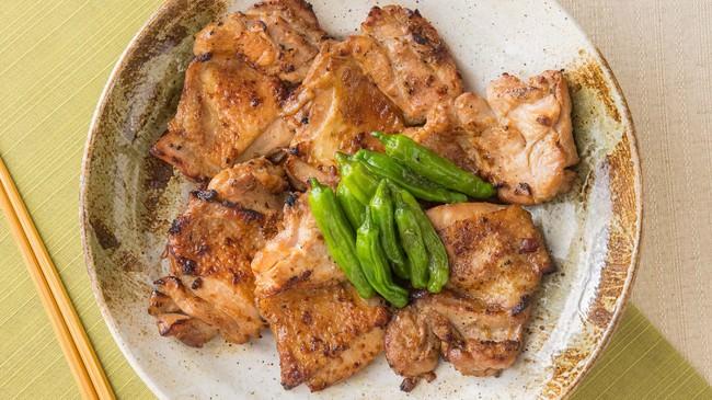 国産鶏の醤油麹漬け焼き(1パック1枚 税込400円)