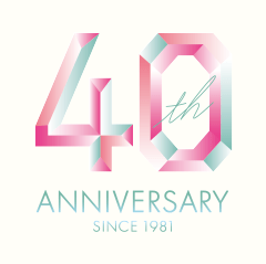 アフタヌーンティー40周年ロゴ