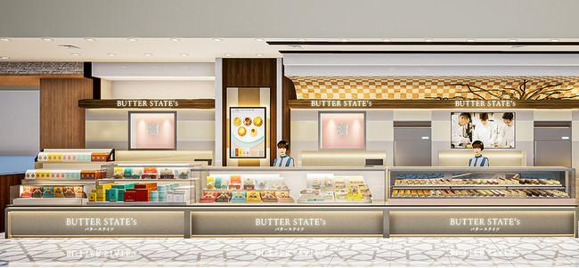 バターステイツ大丸東京店