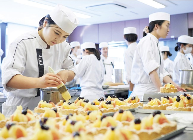 ◆写真提供:辻製菓専門学校