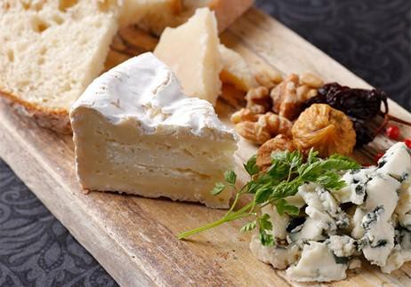 欧州産チーズ3種盛り合わせ