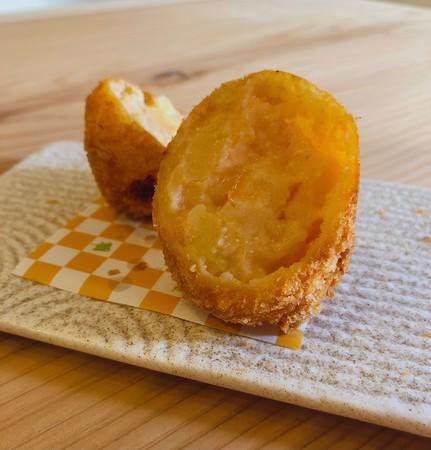 明太バターチーズコロッケ
