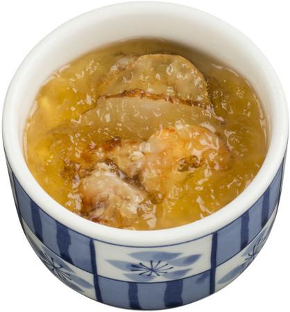 和風ジュレの冷製茶碗蒸し