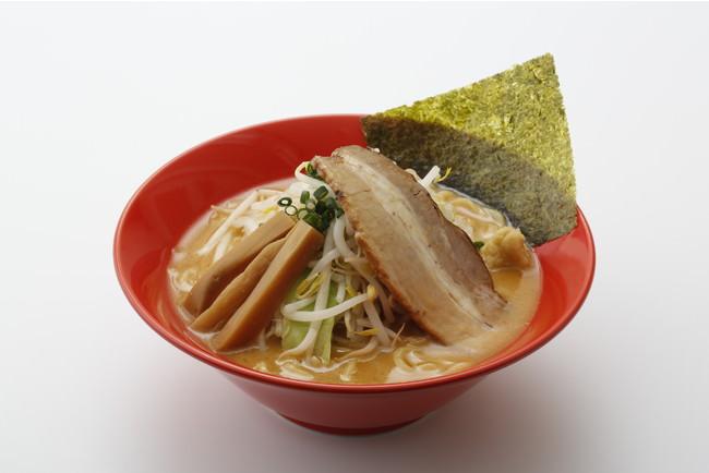 味噌ラーメン 880円
