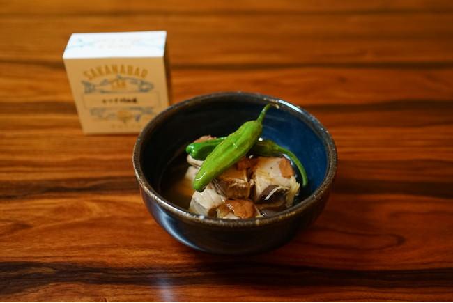 鰹と梅と生姜の時雨煮