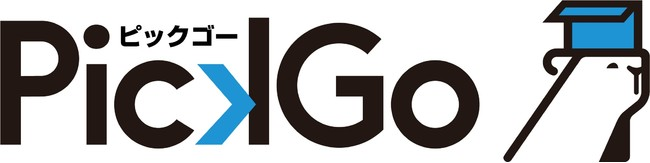 『PickGo』ロゴ