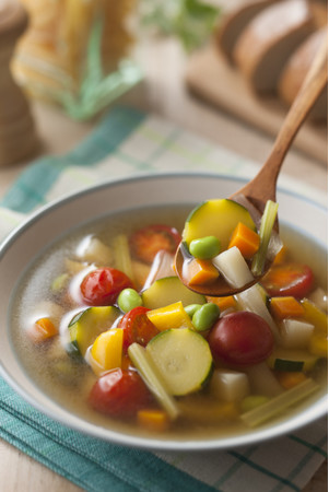 野菜スープイメージ