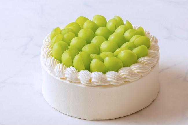 贈り物にもぴったりなプレミアムなショートケーキ