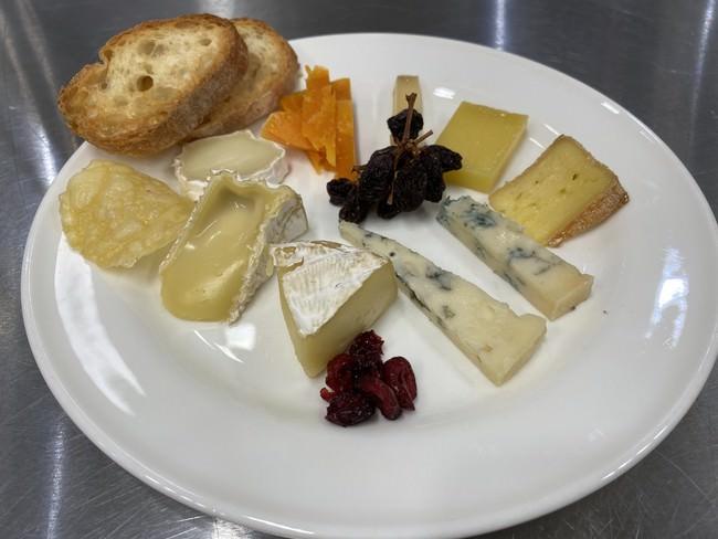 チーズ専科で食べ比べをしたチーズ