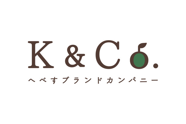 株式会社K&Co.のロゴマーク