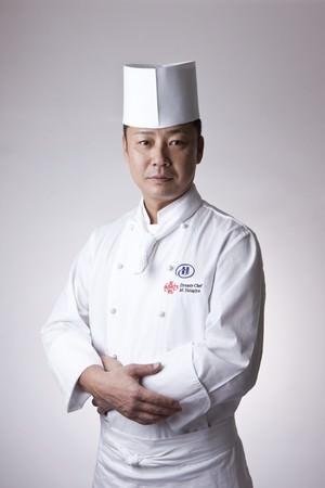 中国料理「王朝」料理長 柳谷 雅樹 (やなぎや まさき)