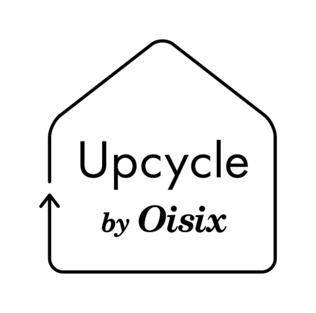 Upcycle by Oisix ロゴ