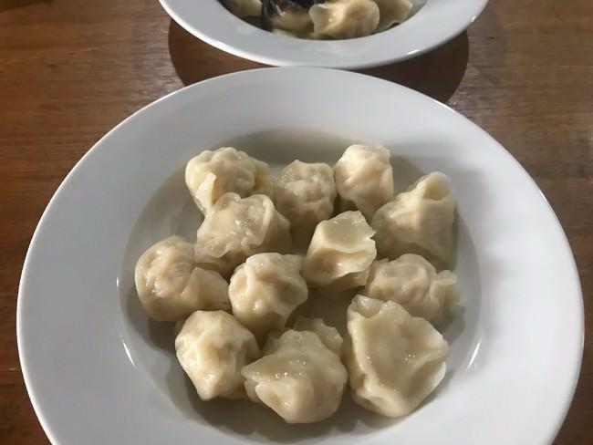 水餃子(茹で餃子)
