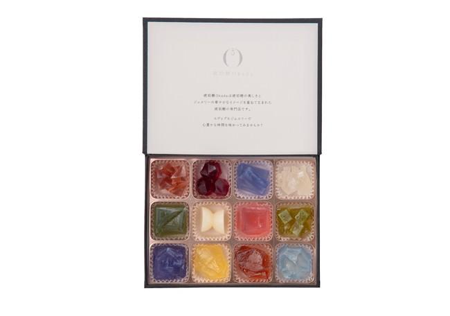 ビジュコレクション(12個入り)3,780円